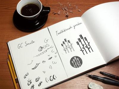 Tips for logo & brand design