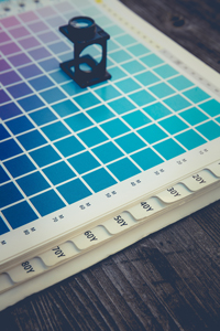 picking the right colour for your corporate identity or brand