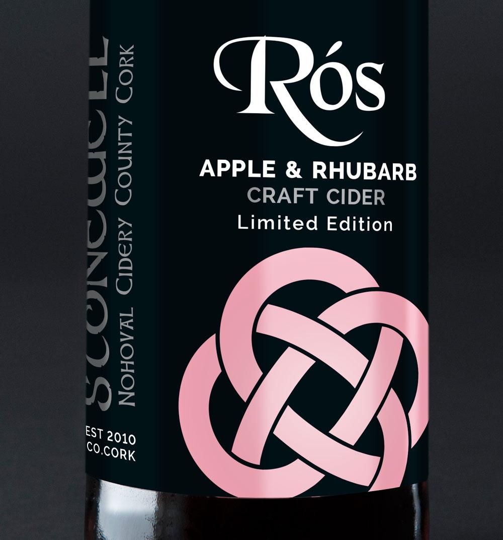 Stonewell Rós Bottle